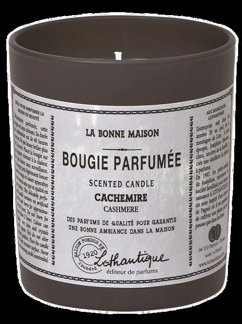 """Duftkerze Lothantique La Bonne Maison """"Caschmere"""""""