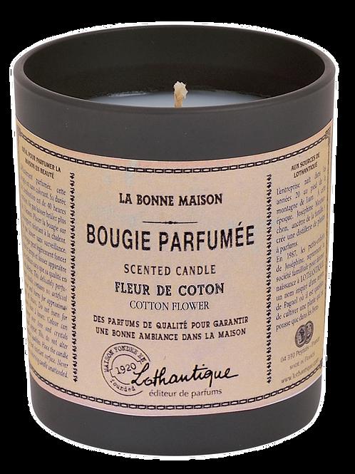 """Duftkerze Lothantique La Bonne Maison """"Cotton Flower"""""""