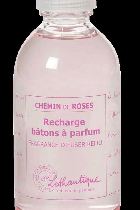 """Refill Diffuser Lothantique """"Chemin de Roses"""""""