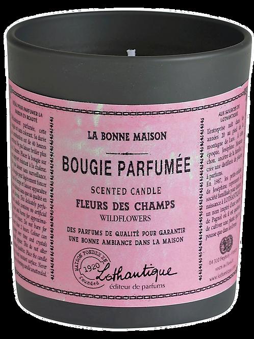 """Duftkerze Lothantique La Bonne Maison """"Fleurs des Champs"""""""