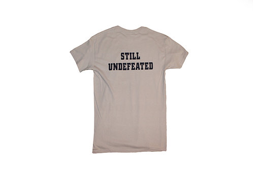 """Undefeated"" Football T-Shirts"