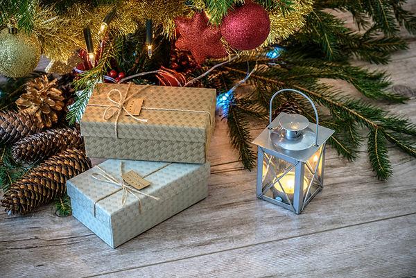 Presentes sob a árvore
