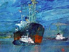 Peinture de Jean-Marie Zacchi
