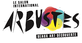 logo salon d'art arbustes