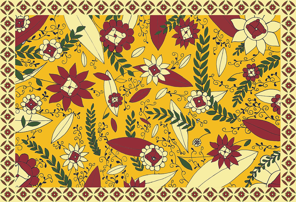 bloomingHumanity Artwork Ama Nyarko Jone