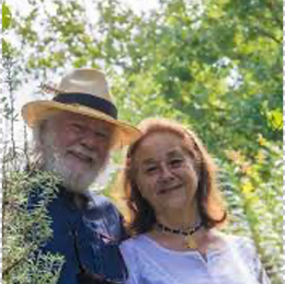 Paul Grant & Liliane de Toledo