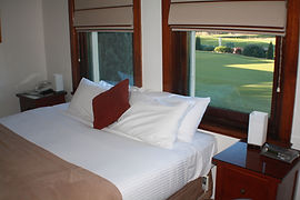 Dormie House Accommodation - View Room
