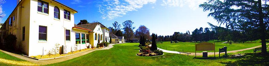 Dormie House on Moss Vale Golf Club