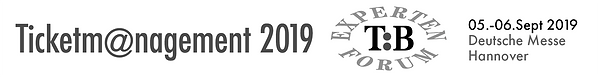 Trippe Beratung Expertenforum Ticketmanagement 2019
