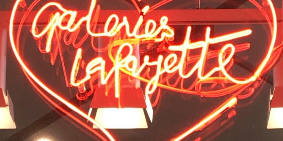 Go for Good - Galerie Lafayette