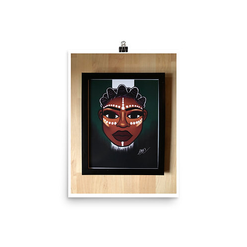 Black Magic Print - Enobong Akan-Etuk