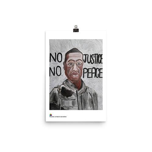 """No Justice, No Peace"" by Isha Tripathi"
