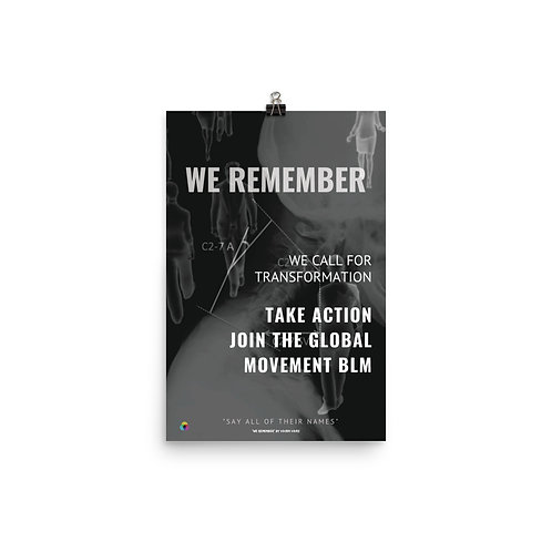 """We Remember"" by Vivian Vivas"