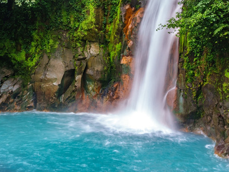 Pura Vida na Costa Rica