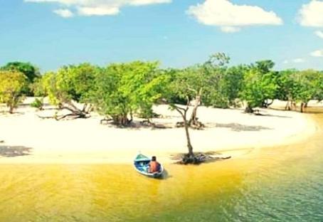 O paraíso amazônico de Alter do Chão.