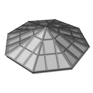 Polygon Skylight