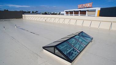 Ridge Skylight - The Point - El Segundo.