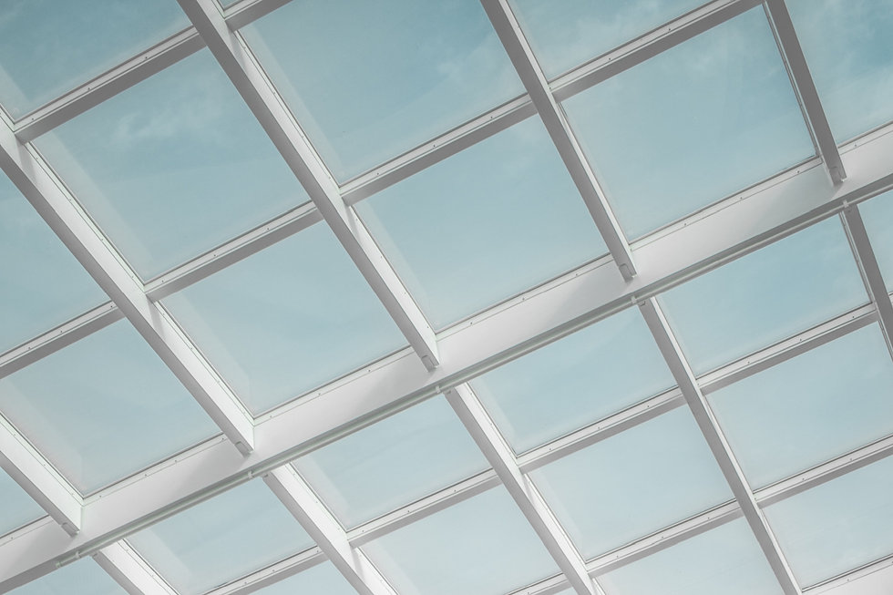 Flat Glass White Frame - closeup.jpg
