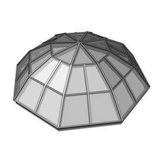 Polydome Skylight