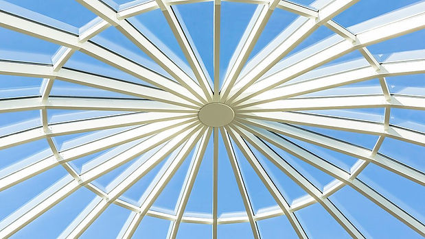 Dome Skylights - The Shoppes - Carlsbad.
