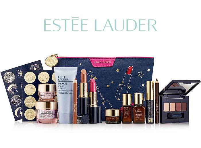Estee Lauder 7-Piece Gift Set | Kongdeals은 핫딜, hot deals, 할인쿠폰,아마존 할인코드, 아마존 쿠폰 코드, Amazon, coupons, promo codes, coupon codes, freesbees, sale, clearance 등 미국 쇼핑 채널 세일 및 브랜드 정보 공유