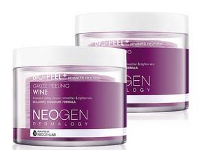 [Last Chance] Neogen Peeling Pads (Wine) 30 X 2-Pack $19.99 ( $15 Off)