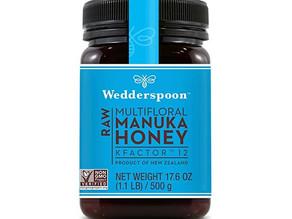 Wedderspoon Raw Premium KFactor 12 Manuka Honey  17.6 oz $22.80 (38% Off)