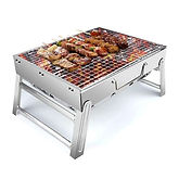 Portable Charcoal Barbecue Grill $11.49 (50% Off)