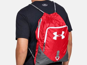 Under Armour Undeniable Sackpack $12.50 (50% Off)