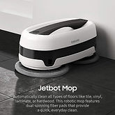 Samsung Electronics Jetbot Robotic Wet Mopping Cleans $249 ($50 Off)