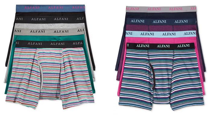 Alfani Men's Boxer Briefs | Kongdeals은 핫딜, hot deals, 할인쿠폰,아마존 할인코드, 아마존 쿠폰 코드, Amazon, coupons, promo codes, coupon codes, freesbees, sale, clearance 등 미국 쇼핑 채널 세일 및 브랜드 정보를 매일 공유