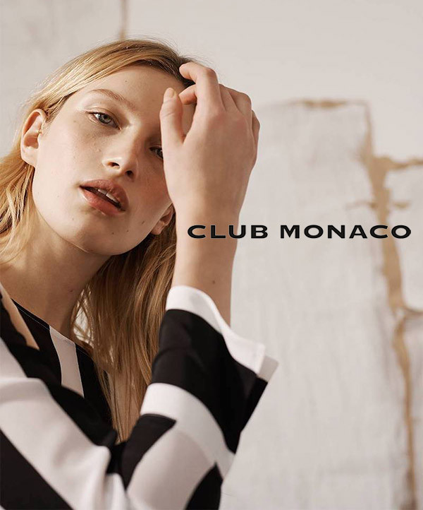 Club Monaco | Kongdeals 콩딜은 핫딜, hot deals, 할인쿠폰,아마존 할인코드, 아마존 쿠폰 코드, coupons, promo code, coupon code, freesbees, 무료 선물등  특별히 선별된 미국 쇼핑 채널 및 브랜드 정보를 매일 공유합니다.