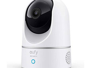 EUFY Security Indoor Camera with Wi-Fi $39.99 << $51.99