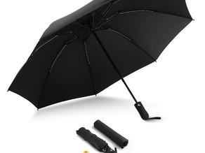 비바람 몰아쳐도 끄떡없는~ 자동 Compact 우산 $7.50불(<<$14.99) / 아마존 시크릿 할인 코드