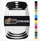 Gorilla Grip Oversized Cutting Board 3-Piece $16.79 << $39.99
