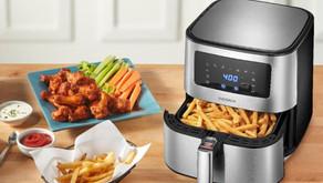 Insignia™ 5-qt. Digital Air Fryer 🍤🍗$39.99 ($60 Off)