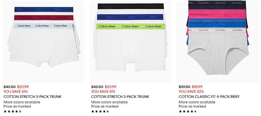 Calvin Klein Sale | Men's Underwear | Kongdeals은 핫딜, hot deals, 할인쿠폰,아마존 할인코드, 아마존 쿠폰 코드, Amazon, coupons, promo codes, coupon codes, freesbees, sale, clearance 등 미국 쇼핑 채널 세일 및 브랜드 정보를 매일 공유