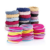 Elastic Hair Bands 120 Pcs $4.99 << $9.99 ($5 Off)