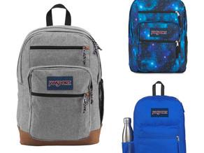 """JanSport Cool Student Backpack W/15"""" Laptop Pocket $18.50 << $73.99"""