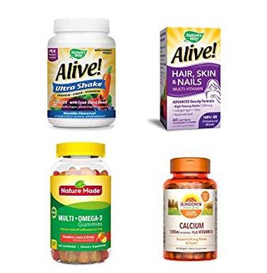 비타민&영양제 바이2 겟1 FREE / Amazon 리미티드 타임 딜