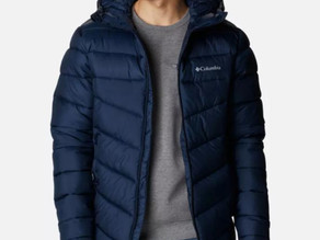 Columbia Men's Youngberg Insulated Jacket $47.99 (60% Off)