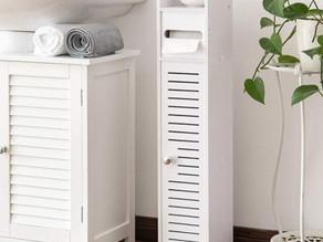 Bathroom Storage Small Corner Cabinet $17.99 << $35.99