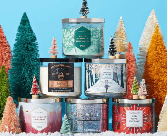 Bath & Body Works Annual Candle Day | Kongdeals은 핫딜, hot deals, 할인쿠폰,아마존 할인코드, 아마존 쿠폰 코드, Amazon, coupons, promo codes, coupon codes, freesbees, sale, clearance 등 미국 쇼핑 채널 세일 및 브랜드 정보 공유