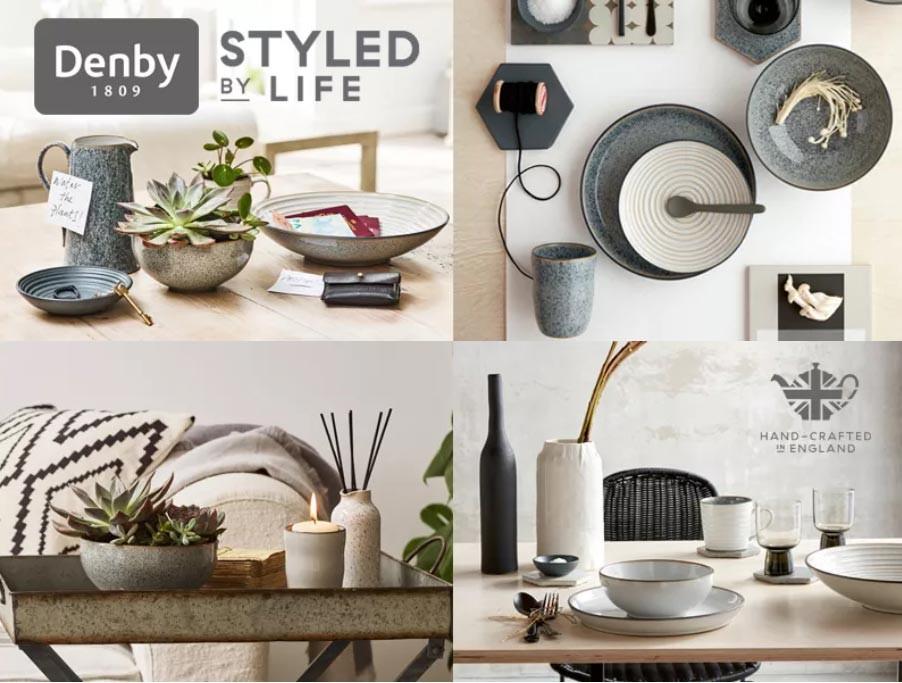 Denby Collection   Kongdeals은 핫딜, hot deals, 할인쿠폰,아마존 할인코드, 아마존 쿠폰 코드, Amazon, coupons, promo codes, coupon codes, freesbees, sale, clearance 등 미국 쇼핑 채널 세일 및 브랜드 정보 공유
