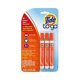 Tide To Go Instant Stain Remover 3-Count $4.54 << $6.97