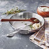 """All-Clad D3 Stainless Steel 7.5"""" French Skillet $40 << $99.99"""