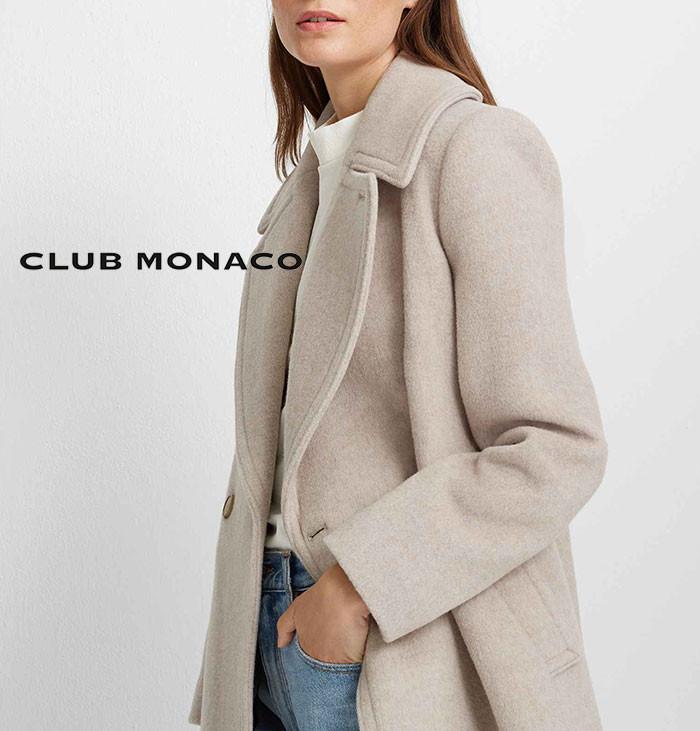 Club Monaco Extra 30% Off + Extra 40% Off Sale   Kongdeals 콩딜은 핫딜, hot deals, 할인쿠폰,아마존 할인코드, 아마존 쿠폰 코드, coupons, promo code, coupon code, freesbees, 무료 선물등  특별히 선별된 미국 쇼핑 채널 및 브랜드 정보를 매일 공유합니다.
