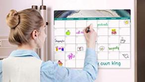 Magnetic Calendar for Refrigerator $3.99 (50% Off)