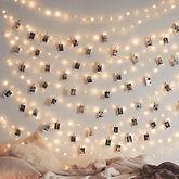 200 LEDs String Lights 66FT $4.99 (50% Off)