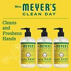 Mrs.Meyers  Clean Day Hand Soap, Honeysuckle 6-Pk $15.72 ($2.62/EA)